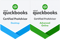 We are members of QuickBooks ProAdvisors Program